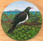 Kereru ( NZ Pigeon)  Commissioned Work