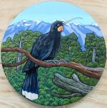 Female HUIA   Commissioned work