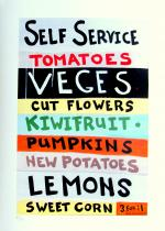 Self Service- Limited Edition Print